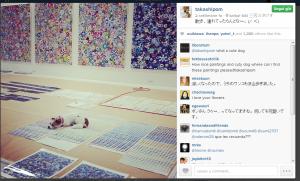 takashipom su Instagram7